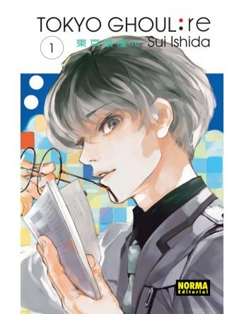 TOKYO GHOUL: RE Nº  01
