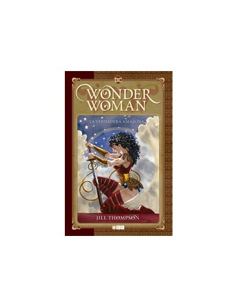WONDER WOMAN: LA VERDADERA...