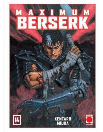 MAXIMUM BERSERK Nº 14
