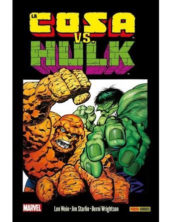 HULK VS. LA COSA. GRANDES...