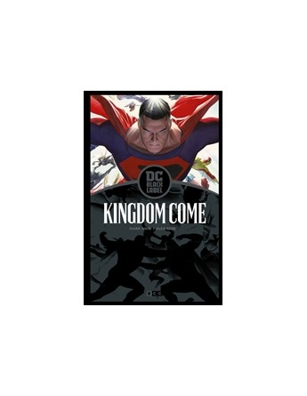 DC BLACK LABEL: KINGDOM...