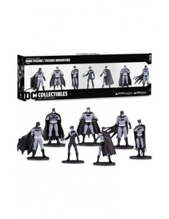 BATMAN B&W MINIFIGURES VOL.01