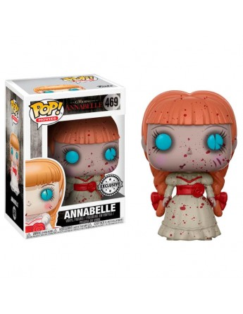 Figura POP Annabelle Bloody Exclusive