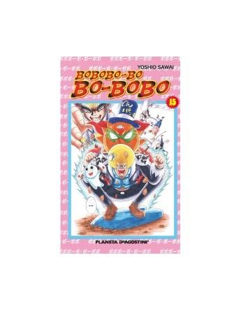 BOBOBO-BO Nº 15