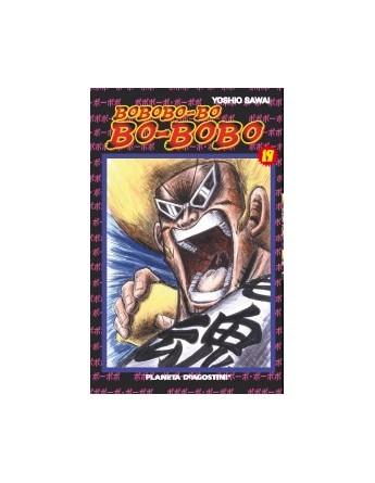 BOBOBO-BO Nº 19