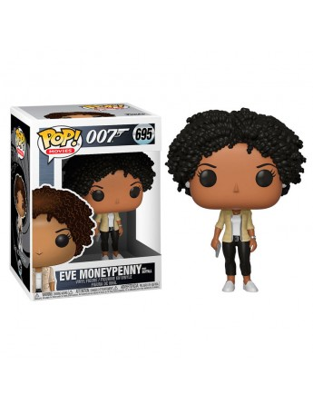Figura POP James Bond Eve Moneypenny serie 2