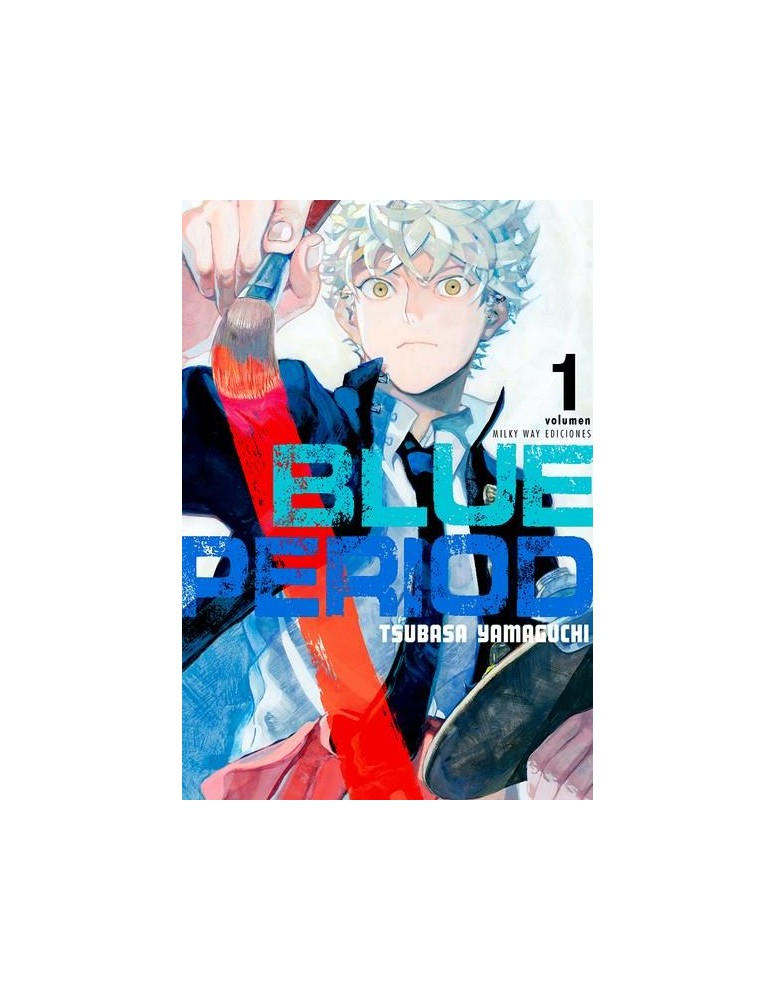 BLUE PERIOD Nº 01