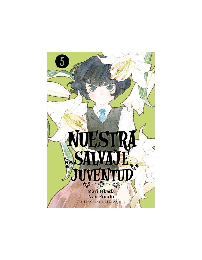 NUESTRA SALVAJE JUVENTUD Nº 05