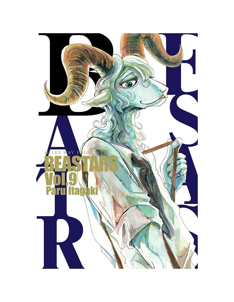 BEASTARS Nº 09