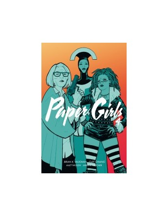 PAPER GIRLS (TOMO) Nº 04