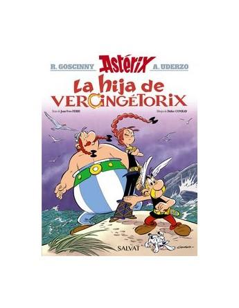 ASTERIX 38 LA HIJA DE...
