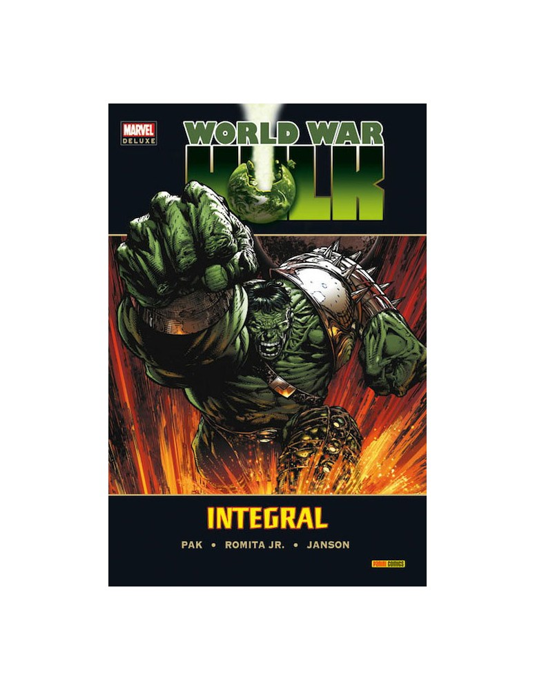 WORLD WAR HULK MARVEL DELUXE