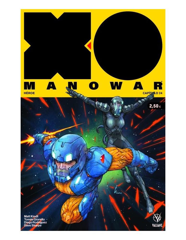 XO MANOWAR 24