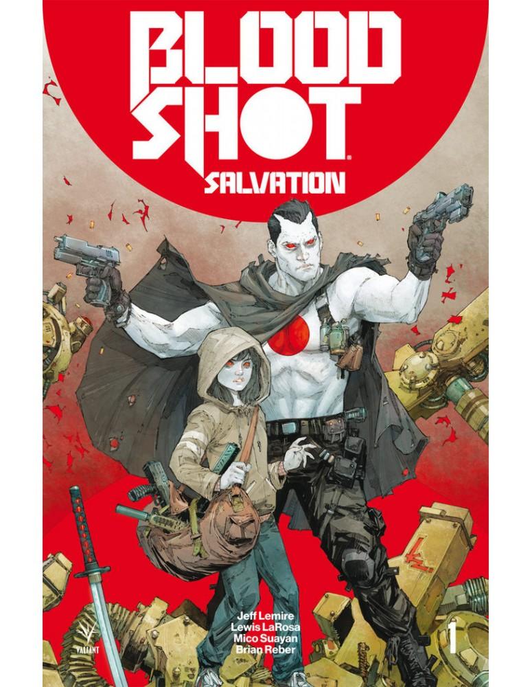 BLOODSHOT SALVATION 01