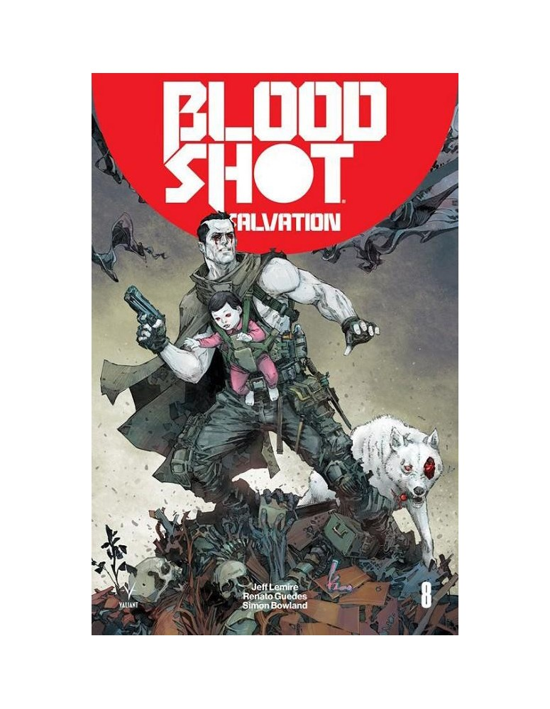 BLOOD SHOT Nº 08