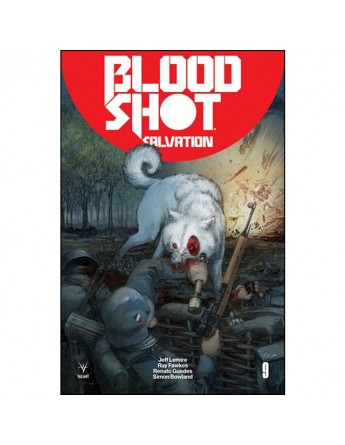 BLOODSHOT SALVATION 09