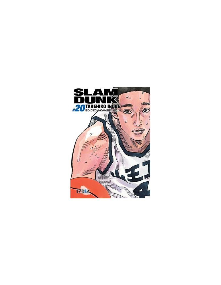 SLAM DUNK EDICION KANZENBAN 20