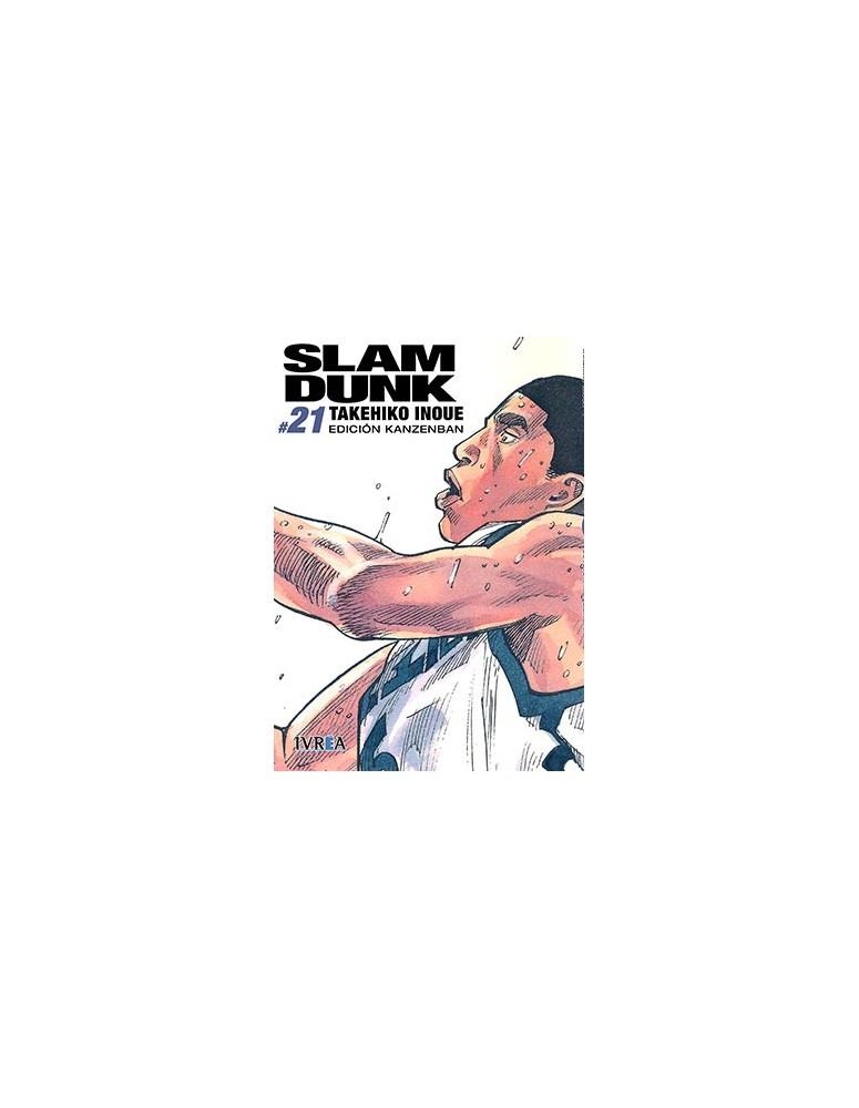 SLAM DUNK EDICION KANZENBAN 21