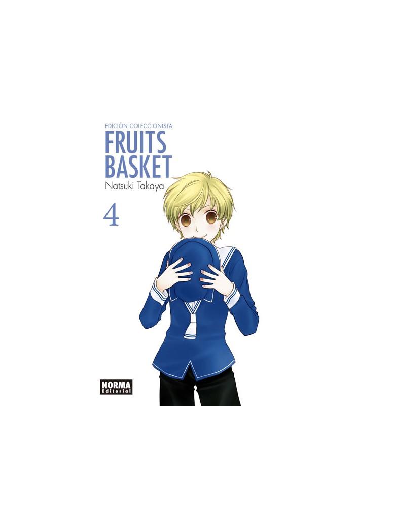 FRUITS BASKET ED COLECCIONISTA Nº 04