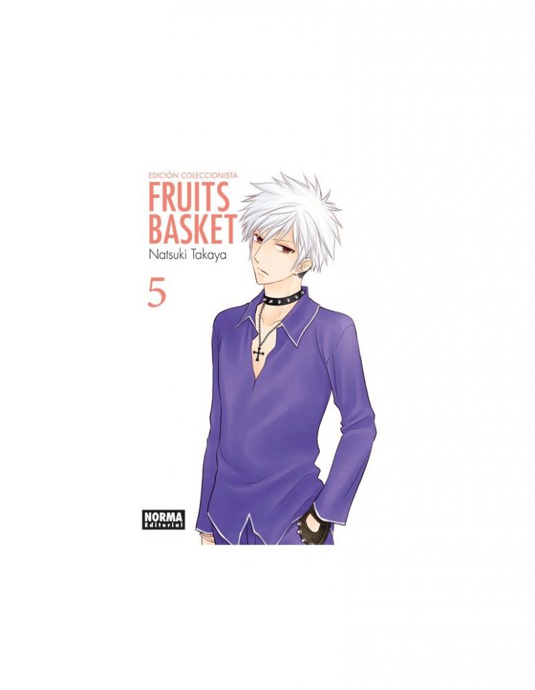 FRUITS BASKET ED COLECCIONISTA Nº 05
