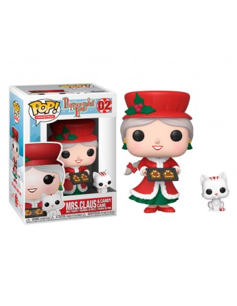 Figura POP Holiday Mrs Claus