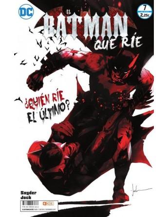 EL BATMAN QUE RÍE Nº 07