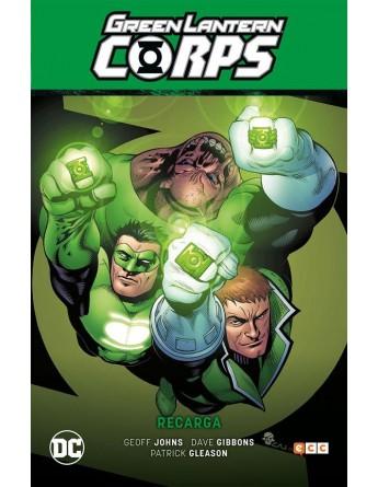 GREEN LANTERN CORPS VOL 01:...
