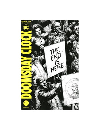 USA - DOOMSDAY CLOCK 01...