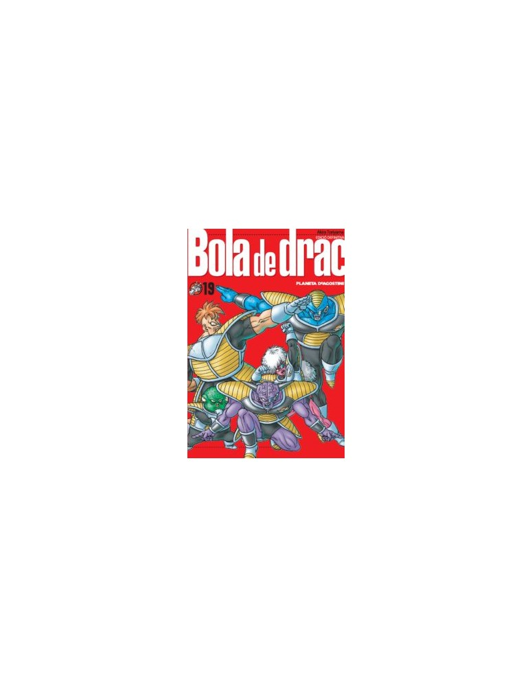 BOLA DE DRAC Nº19/34