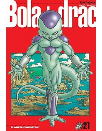 BOLA DE DRAC Nº21/34