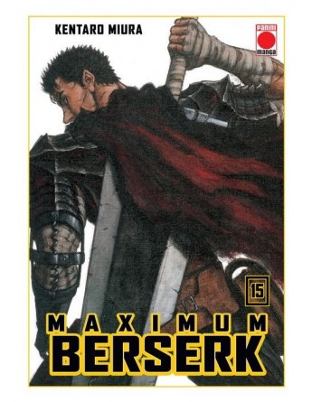 MAXIMUM BERSERK Nº 15