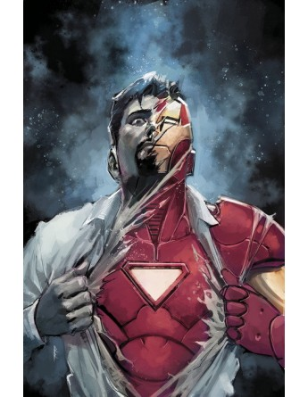 TONY STARK: IRON MAN Nº 10...