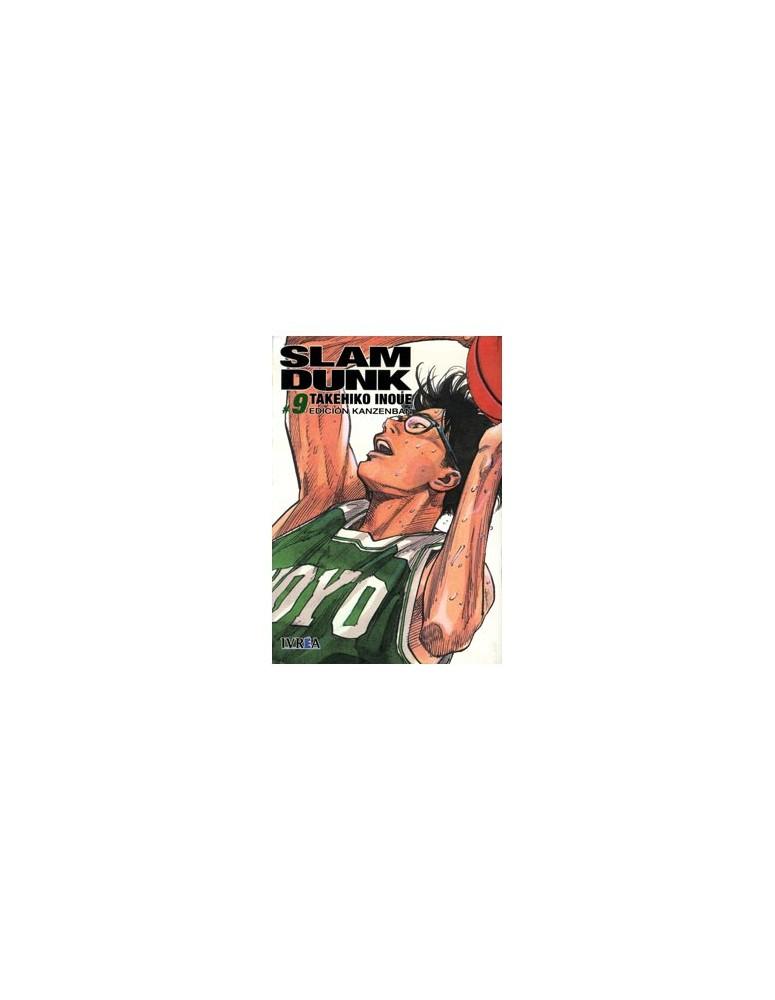 SLAM DUNK EDICION KANZENBAN 09
