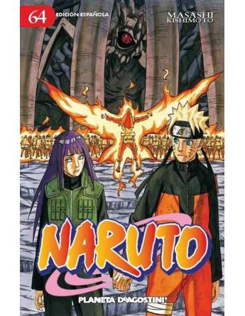 NARUTO Nº64/72