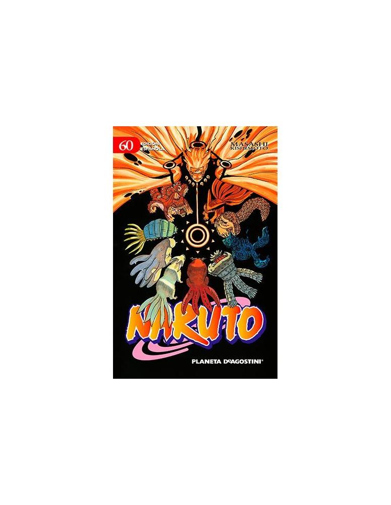 NARUTO Nº60/72