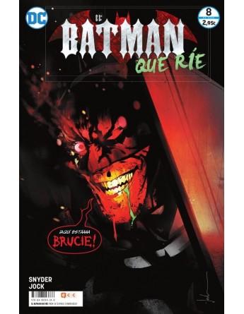 EL BATMAN QUE RÍE Nº 08