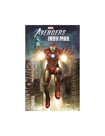 USA - MARVELS AVENGERS IRON...