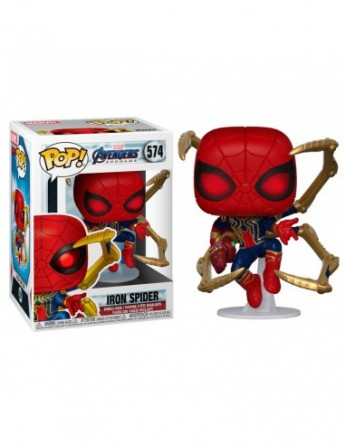 FUNKO POP IRON SPIDER NANO...