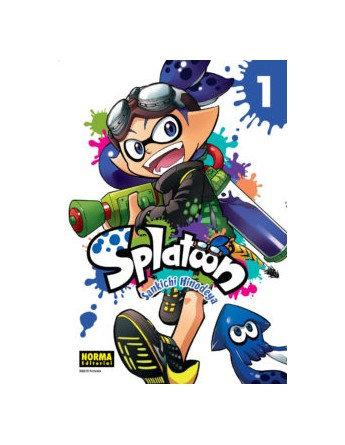 SPLATOON Nº01