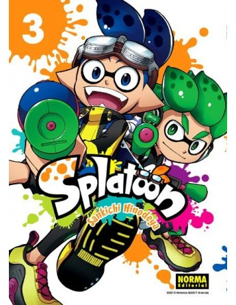 SPLATOON Nº03