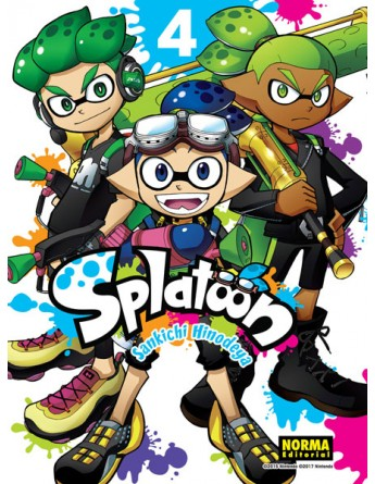 SPLATOON Nº04