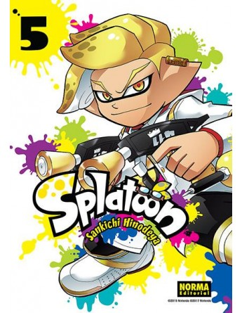 SPLATOON Nº05