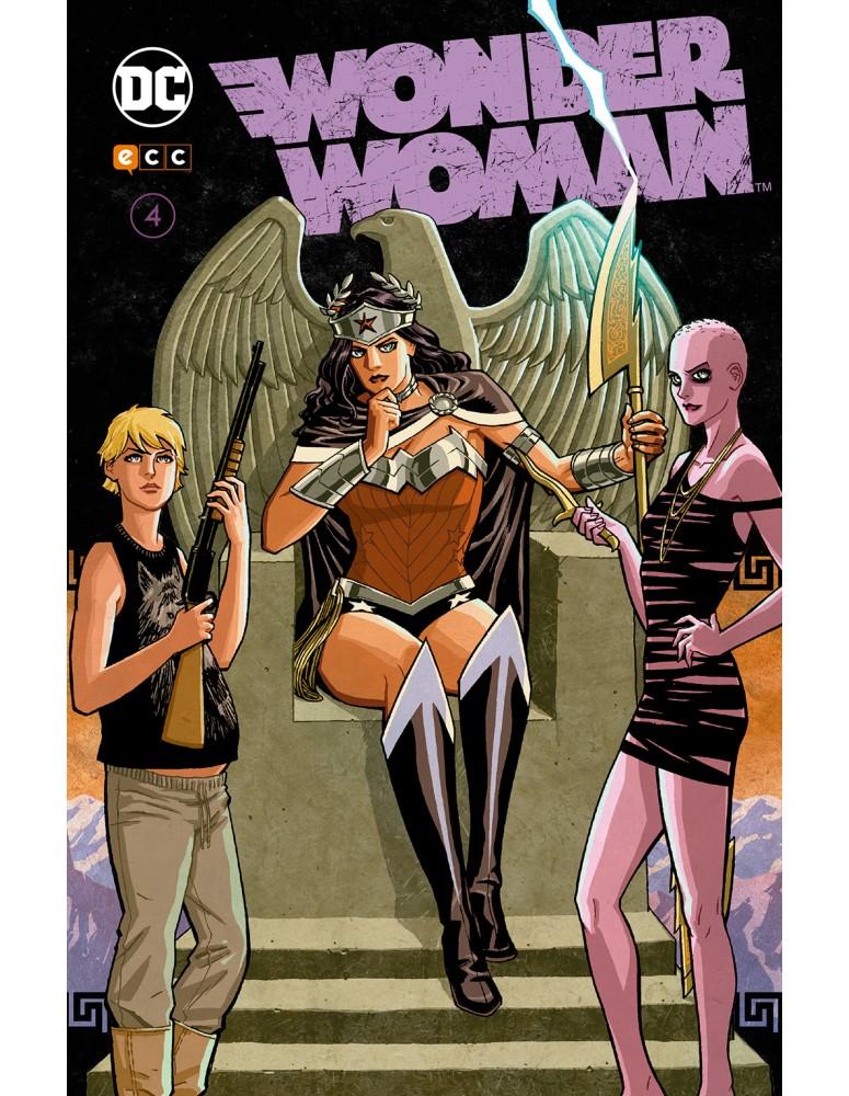 WONDER WOMAN: COLECCIONABLE Nº04