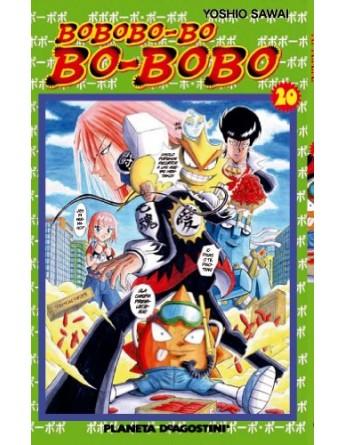 BOBOBO-BO Nº 20