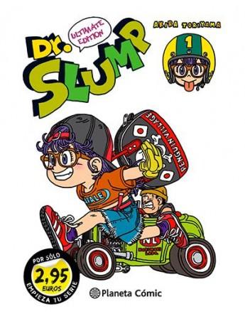 DR. SLUMP Nº01/15