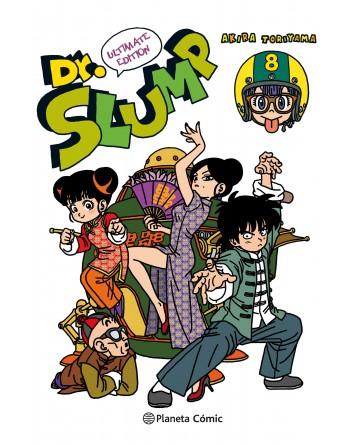 DR. SLUMP Nº08/15