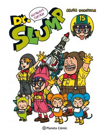 DR. SLUMP Nº15/15