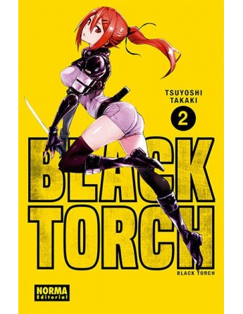 BLACK TORCH Nº 02