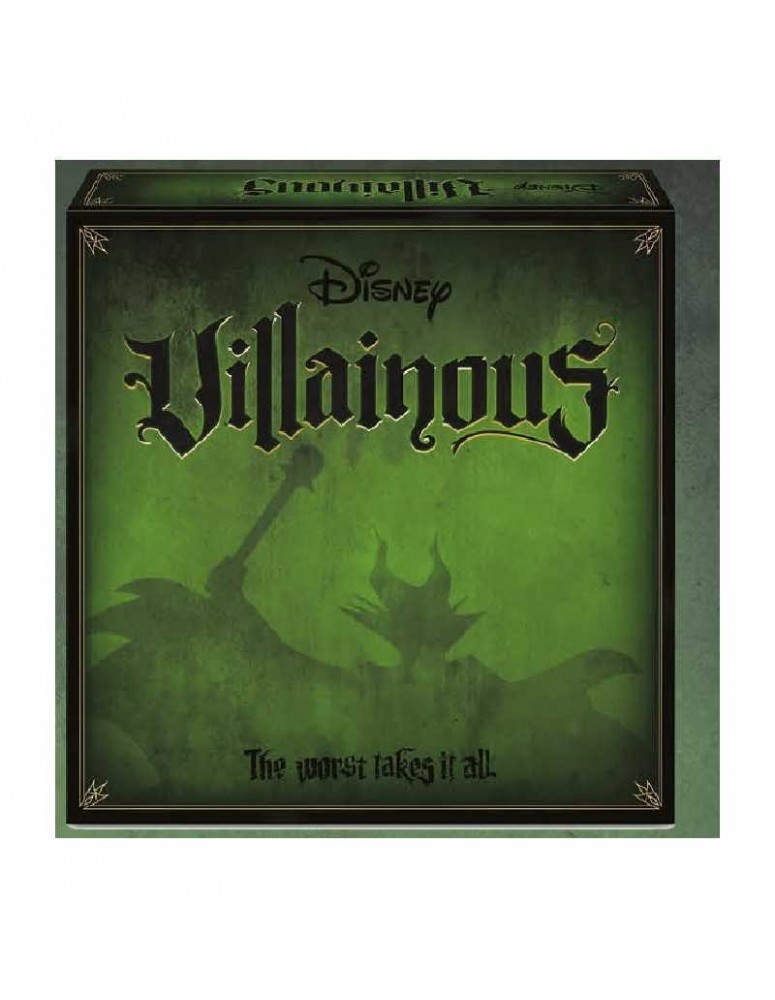 BLACK FRIDAY - DISNEY VILLANOUS JUEGO...