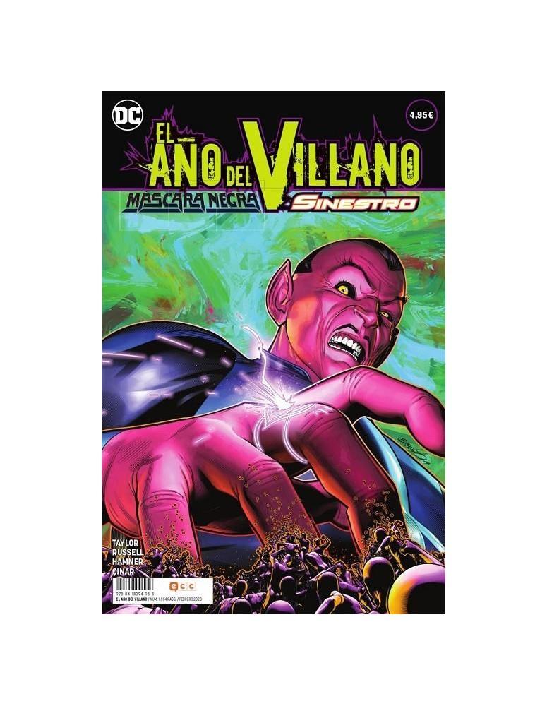 EL AÑO DEL VILLANO Nº 01